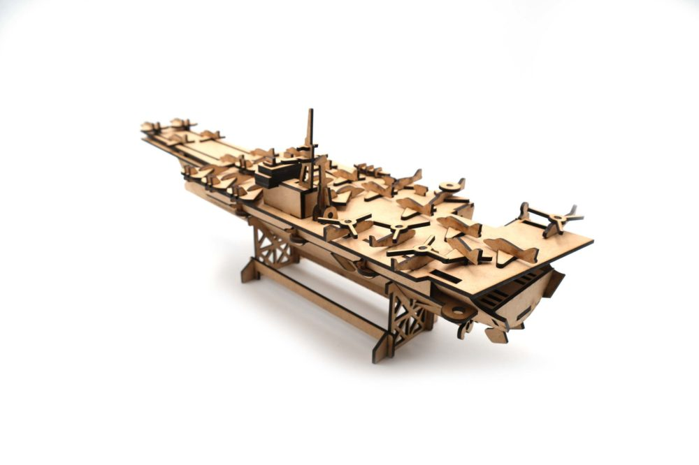 3D Puzzle - Newtech Hobbies - My Pretty Things
