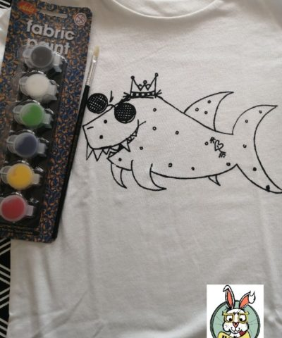 VerfMY paintable t-shirts